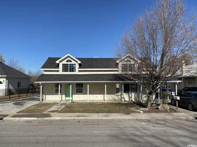 191 E 400 N, Payson, UT 84651 (#1655144) :: Action Team Realty