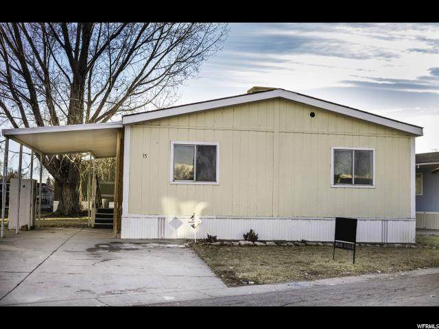 451 N 500 W #15, Payson, UT 84651 (#1655145) :: Action Team Realty