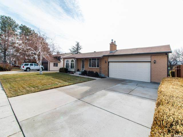 2955 W Winchester Dr, West Valley City, UT 84119 (#1655150) :: The Fields Team
