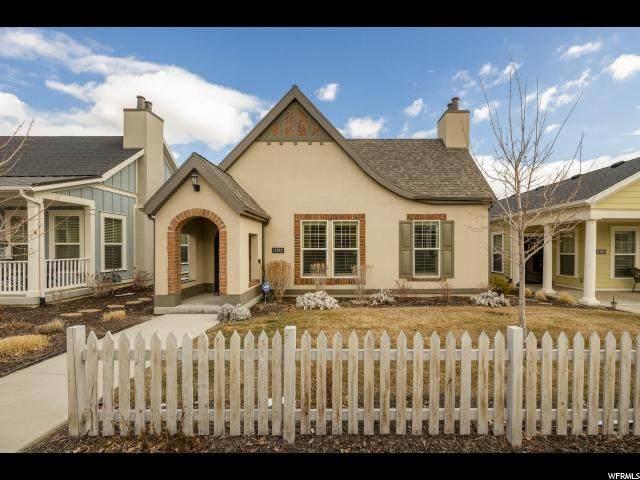 11282 S Chicory Ln, South Jordan, UT 84009 (#1655155) :: Big Key Real Estate