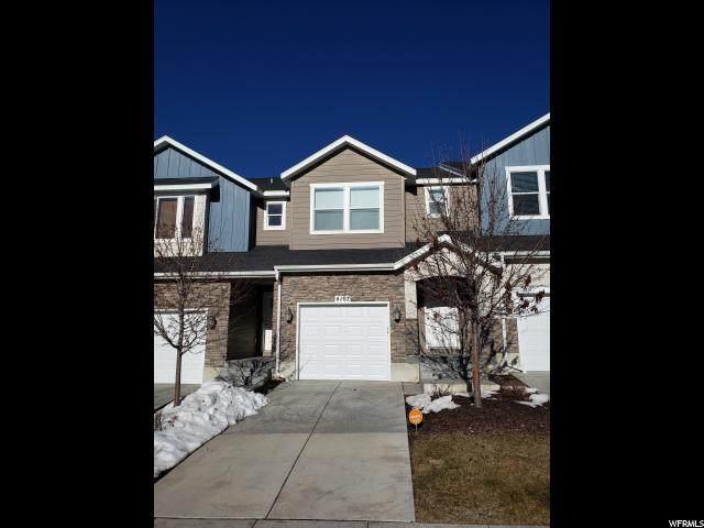 4107 N Fremont Dr, Lehi, UT 84043 (#1655160) :: Big Key Real Estate