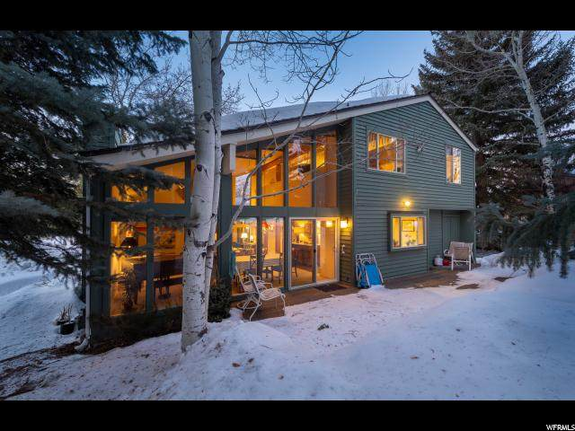 3 Bonanza Ct #34, Park City, UT 84060 (#1655161) :: Action Team Realty