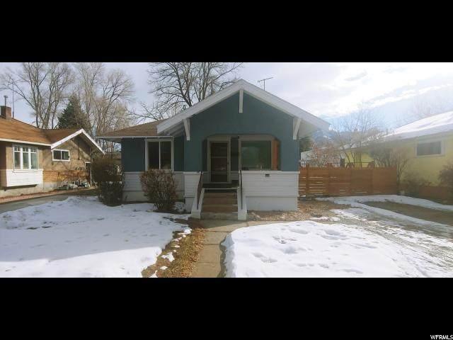 342 N 100 W, Logan, UT 84321 (#1655172) :: Utah Best Real Estate Team | Century 21 Everest