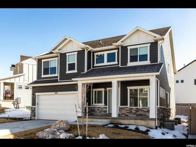 4808 N Arctic Fox Cir E, Lehi, UT 84043 (#1655177) :: Big Key Real Estate