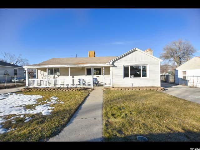 4580 W 5540 S, Salt Lake City, UT 84118 (#1655178) :: Big Key Real Estate