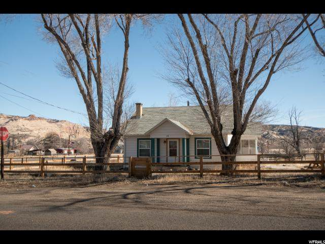 25 S 200 E, Escalante, UT 84726 (#1655181) :: Big Key Real Estate