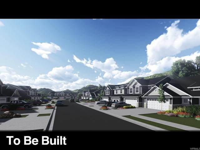 735 N Hilltop Dr #4, Lehi, UT 84043 (#1655183) :: Big Key Real Estate