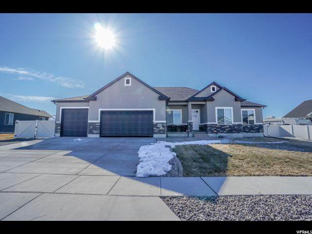 286 E Coventry Way, Stansbury Park, UT 84074 (#1655185) :: Big Key Real Estate