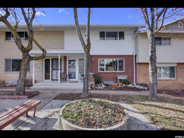 4017 S 875 E #18, Ogden, UT 84403 (#1655204) :: Bustos Real Estate | Keller Williams Utah Realtors
