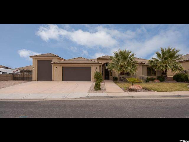 2731 S 4050 Cir W, Hurricane, UT 84737 (#1655206) :: Action Team Realty
