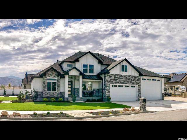 12612 S Starlite Hill Ln W, Herriman, UT 84096 (#1655218) :: Big Key Real Estate