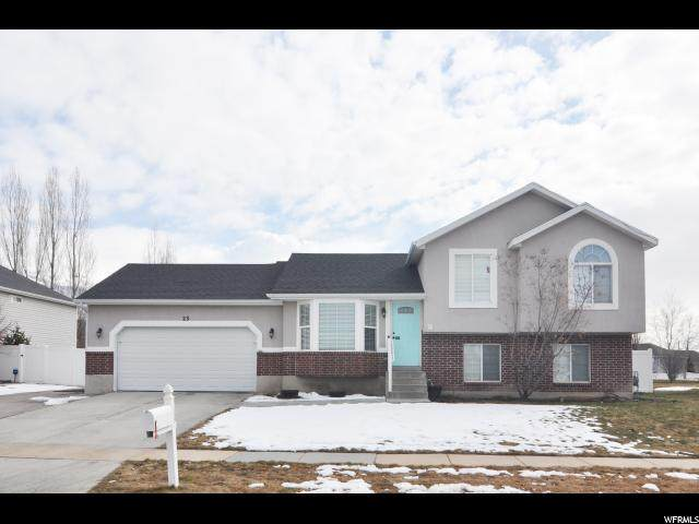 23 S Countryside Rd W, Farmington, UT 84025 (#1655230) :: goBE Realty