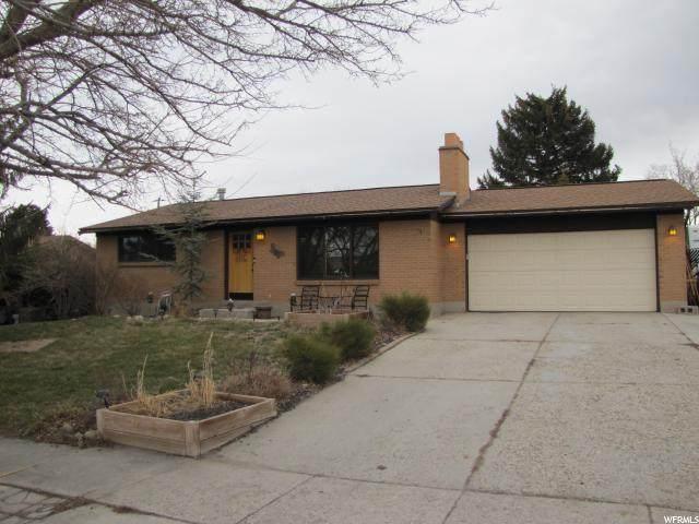 4355 S Deno Dr, West Valley City, UT 84120 (#1655247) :: Big Key Real Estate
