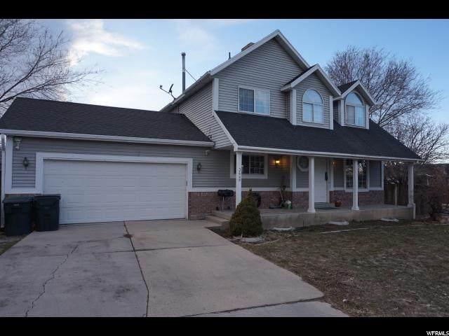 3448 S 6290 W, West Valley City, UT 84128 (#1655253) :: Big Key Real Estate