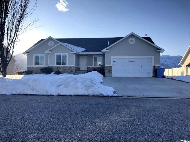 645 N 800 E, Wellsville, UT 84339 (#1655254) :: Utah Best Real Estate Team | Century 21 Everest