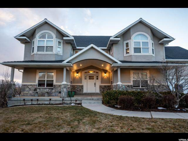 849 W Alan Point Dr, Draper, UT 84020 (#1655263) :: Big Key Real Estate