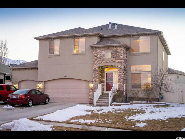 1271 S Alpine Dr W, Saratoga Springs, UT 84045 (#1655270) :: Big Key Real Estate