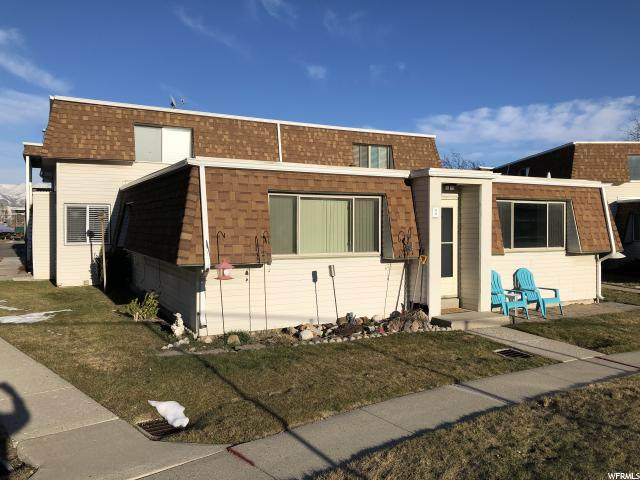 4318 S 1100 W 34A, Taylorsville, UT 84123 (#1655272) :: Big Key Real Estate