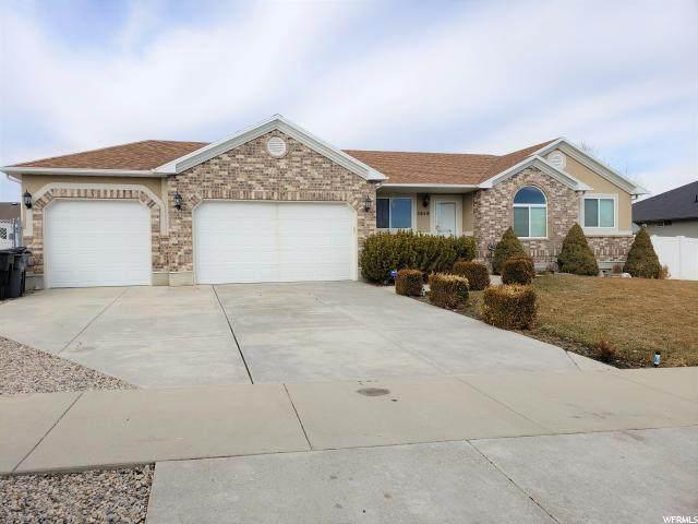 5658 W Shady Stone Dr, South Jordan, UT 84009 (#1655274) :: Big Key Real Estate