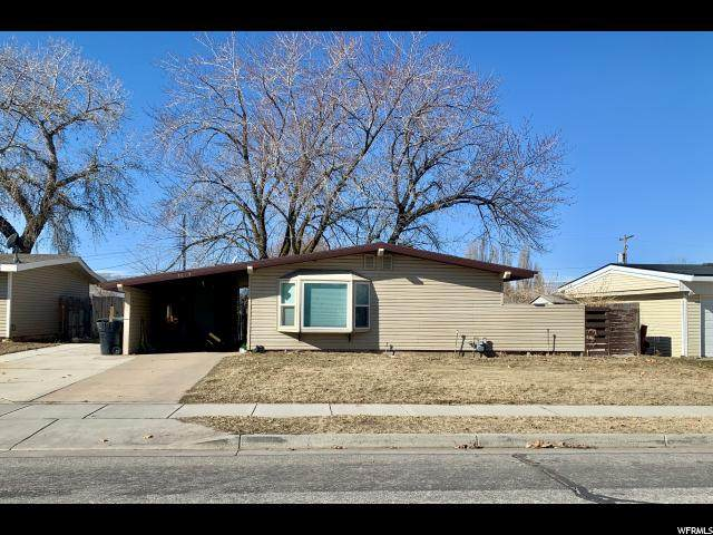 1673 N 400 W, Sunset, UT 84015 (#1655290) :: Utah Best Real Estate Team | Century 21 Everest