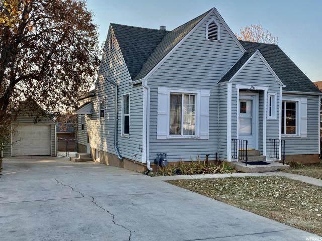 376 S 300 W, Cedar City, UT 84720 (#1655293) :: Bustos Real Estate | Keller Williams Utah Realtors