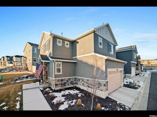 3009 S Willow Creek Dr, Saratoga Springs, UT 84045 (#1655303) :: Big Key Real Estate