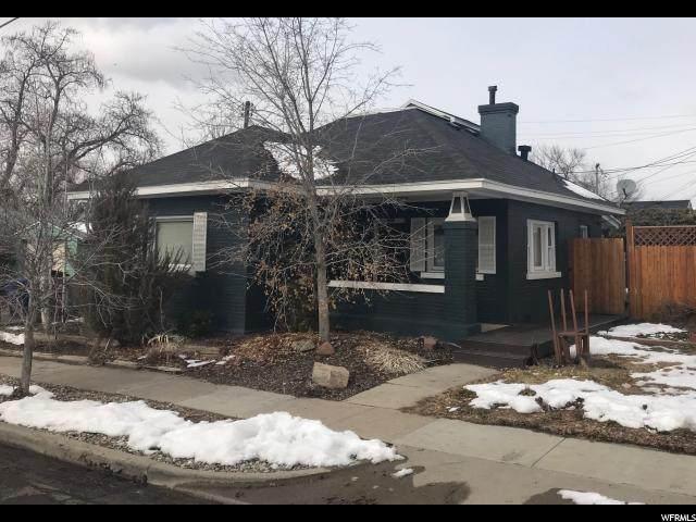 915 E Bryan Ave, Salt Lake City, UT 84105 (#1655335) :: Utah Best Real Estate Team | Century 21 Everest