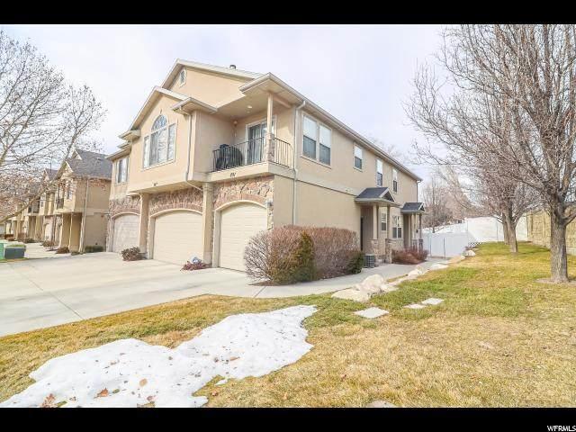 887 E Red Sage Ln, Murray, UT 84107 (#1655338) :: Big Key Real Estate