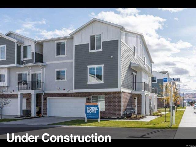 4218 W Frontier Park Ct #274, Riverton, UT 84096 (#1655342) :: Red Sign Team