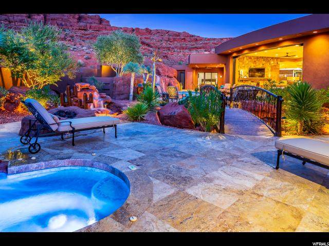 2018 W Magatsu Cir, St. George, UT 84770 (#1655350) :: Big Key Real Estate