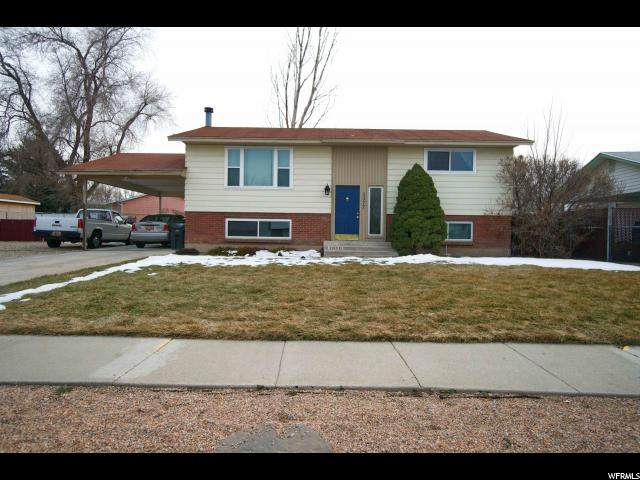 5377 W Peggy Ln S, West Valley City, UT 84120 (#1655365) :: Utah Best Real Estate Team | Century 21 Everest