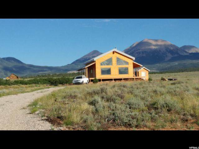 65 S Oak Ln, La Sal, UT 84530 (#1655366) :: The Fields Team