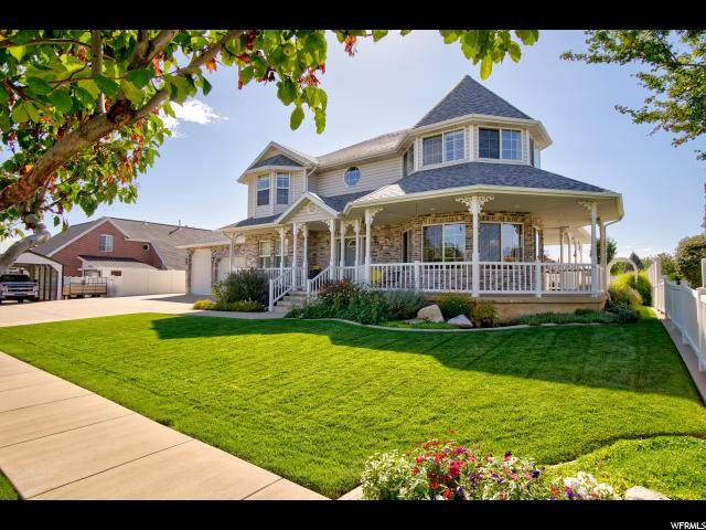 585 N 2100 W, West Point, UT 84015 (#1655375) :: Doxey Real Estate Group