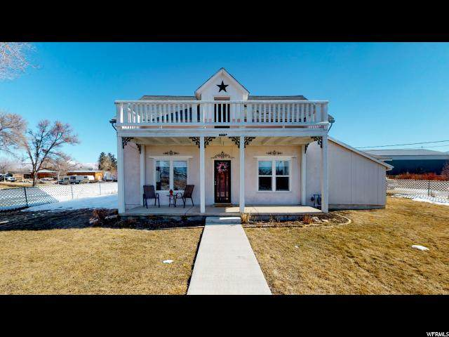 209 S 400 W, Mount Pleasant, UT 84647 (#1655387) :: Big Key Real Estate
