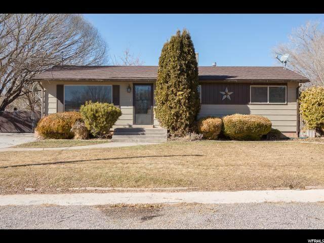 465 N 500 E, Richfield, UT 84701 (MLS #1655400) :: Lookout Real Estate Group