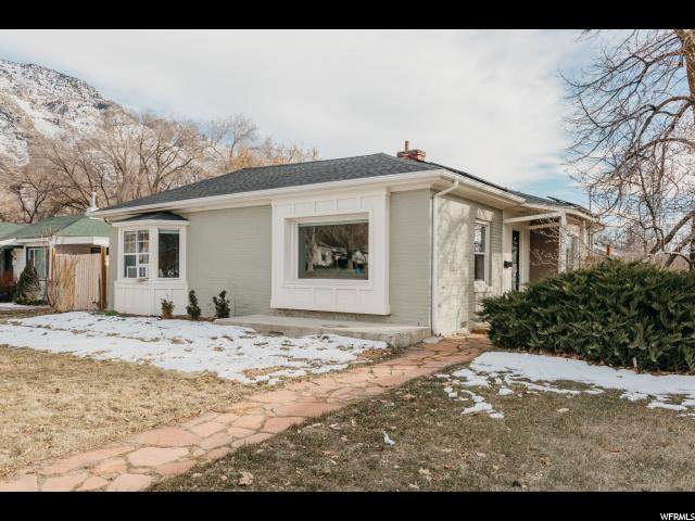 1000 E 700 N, Provo, UT 84606 (MLS #1655402) :: Lookout Real Estate Group