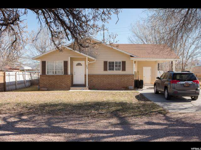 253 S 300 E, Richfield, UT 84701 (MLS #1655403) :: Lookout Real Estate Group