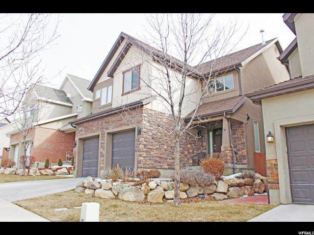 5146 N Fox Hollow Way, Lehi, UT 84043 (#1655418) :: Powder Mountain Realty