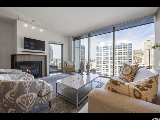 35 E 100 S #1502, Salt Lake City, UT 84111 (#1655425) :: RE/MAX Equity