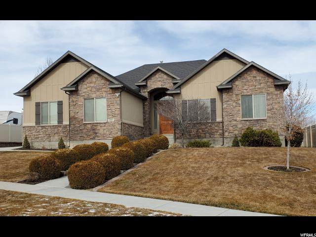 482 W Andrews Ln N, Saratoga Springs, UT 84045 (#1655444) :: Big Key Real Estate