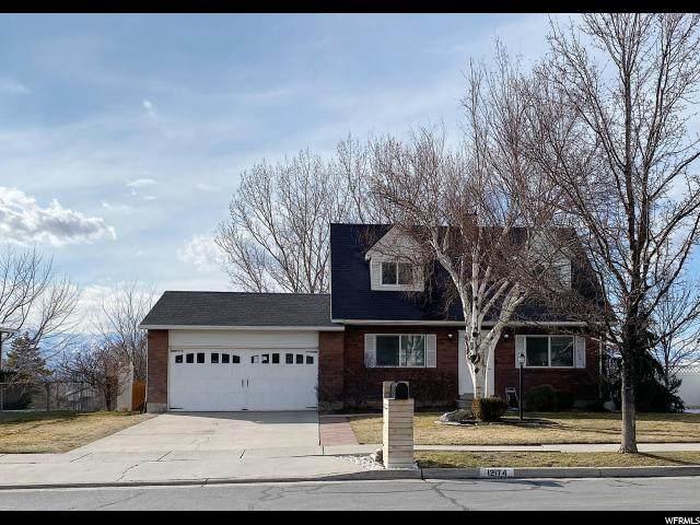 12174 Yorkridge Rd, Sandy, UT 84094 (#1655476) :: Exit Realty Success