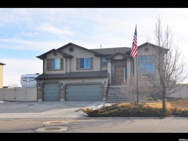 4347 W 5850 S, Hooper, UT 84315 (#1655486) :: Doxey Real Estate Group