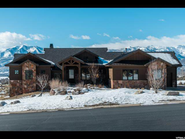 1191 N Chimney Rock Rd (Lot 42) #42, Heber City, UT 84032 (#1655487) :: Big Key Real Estate