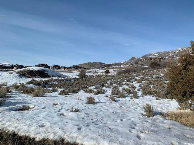 2093 E Flat Top Mountain Dr (Lot 726), Heber City, UT 84032 (#1655488) :: Big Key Real Estate