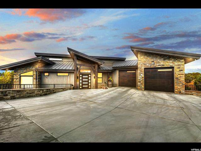 3088 E Corral Peak Cir (Lot 143) #143, Heber City, UT 84032 (#1655492) :: Big Key Real Estate