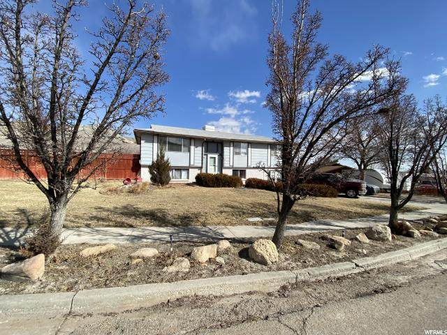 1011 Covecrest St, Price, UT 84501 (#1655497) :: Big Key Real Estate