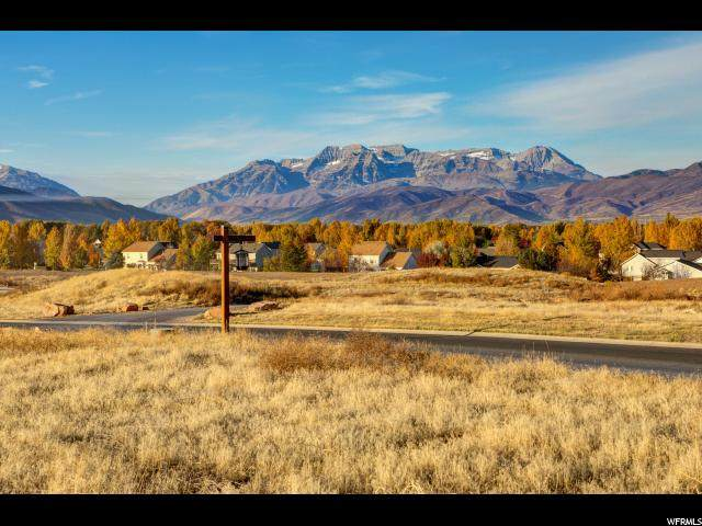 330 N Haystack Mtn Dr (Lot 22), Heber City, UT 84032 (#1655504) :: Big Key Real Estate