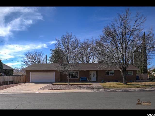 1613 N Scenic Dr, Santa Clara, UT 84765 (#1655506) :: Bustos Real Estate | Keller Williams Utah Realtors