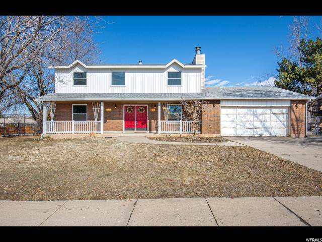 2465 E Sunset Dr, Layton, UT 84040 (#1655507) :: Doxey Real Estate Group