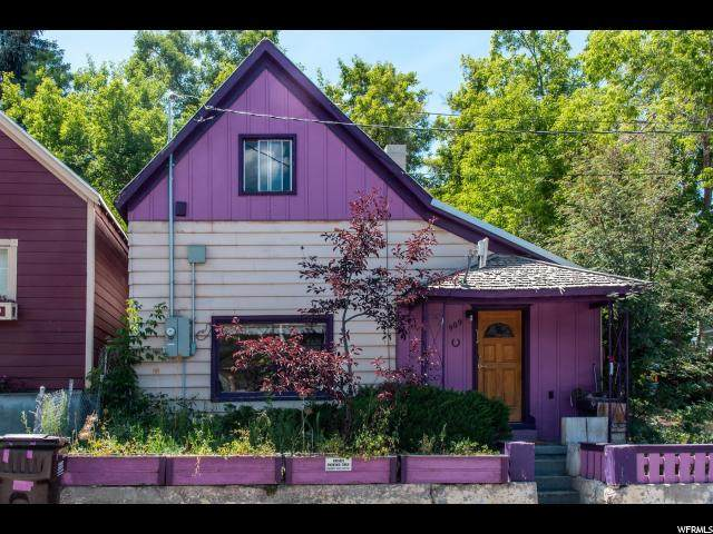 909 Woodside Ave, Park City, UT 84060 (#1655508) :: Doxey Real Estate Group